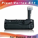 高雄 晶豪泰 品色 pixel 電池手把 E11 for Canon 5D III