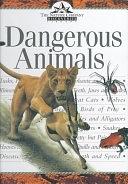 二手書博民逛書店 《Dangerous Animals》 R2Y ISBN:0783547625│Time Life Education