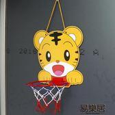 兒童籃球架懸掛式室內可升降籃球框