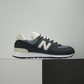New Balance 男 深藍 麂皮 復古 運動 慢跑 休閒鞋 ML574SYP