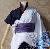 動漫cosplay 銀魂坂田銀時 可愛少女和服套裝