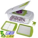[美國直購] 現貨1個 Freshware KT-402 4-in-1 Onion Chopper, Fruit and Cheese Cutter 蔬菜切丁器 _CB2