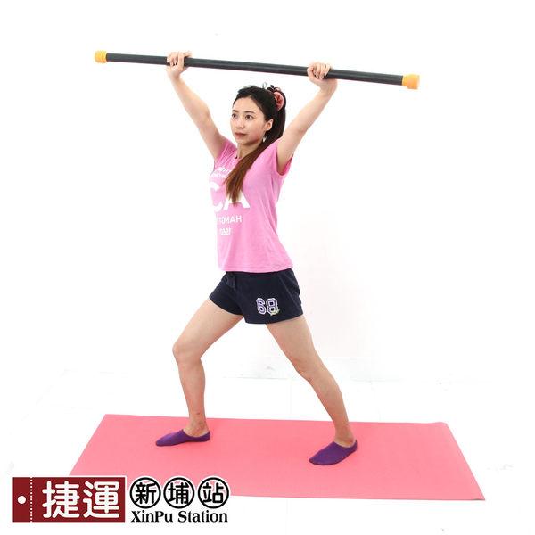 健身韻律負重體操棒4kg