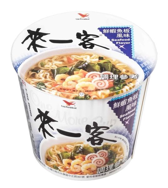 來一客鮮蝦魚板(12杯/箱)【合迷雅好物超級商城】