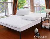 保護墊 床笠式床墊 夾棉加棉床護墊 保潔墊 防滑墊igo  「多色小屋」