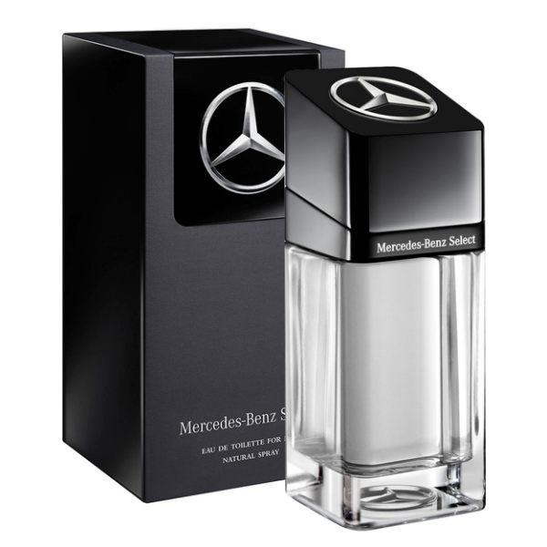 ●魅力十足● Mercedes-Benz 帝耀非凡男性淡香水 100ml