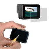 Gopro HERO5/6 螢幕保護膜 2片裝一套 鋼膜 鋼化保護貼 (前玻璃貼+後玻璃貼)【GP002】