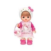 《 日本小美樂 》小美樂配件 - KT格子連身裙     /   JOYBUS玩具百貨