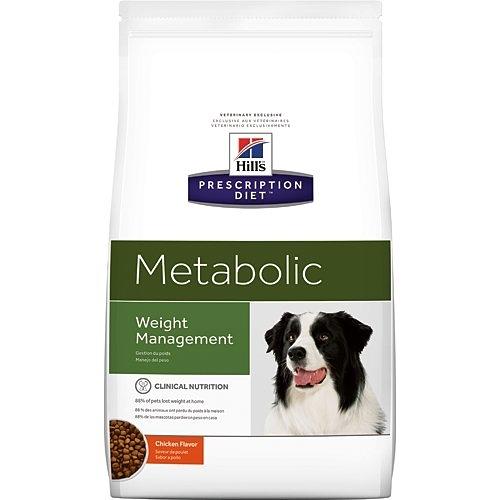 *寵物宜果配*希爾思Hill's《犬Metabolic》27.5LB - 肥胖代謝