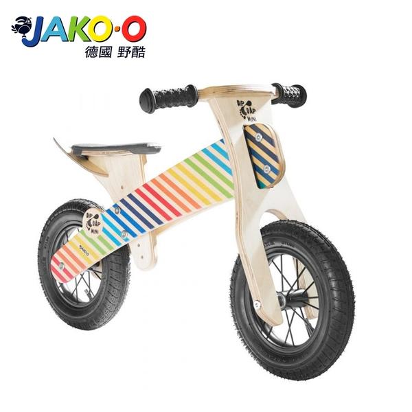 JAKO-O德國野酷-木製平衡滑步車(2款任可選)