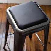 E-home StoolPad吧椅墊 二色可選 黑色