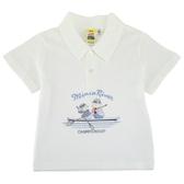【愛的世界】純棉賽艇POLO短袖上衣/6~12歲-台灣製- - ---春夏上著 涼夏推薦