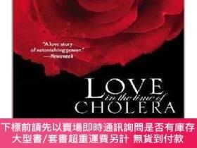 二手書博民逛書店Love罕見in the Time of Cholera, Film Tie-In[霍亂時期的愛情,電影版]Y