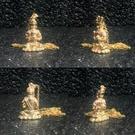 虛空藏菩薩 純銅24K金電鍍屬牛屬虎本命佛守護神佛像項鏈