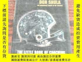 二手書博民逛書店The罕見Little Book of Coaching: Motivating People to Be Win