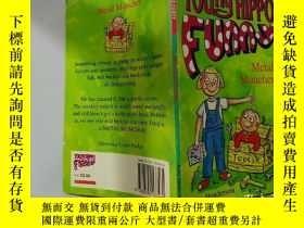 二手書博民逛書店Young罕見Hippo Funny:年輕河馬很有趣Y200392