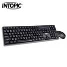 【INTOPIC 廣鼎】USB有線鍵盤滑鼠組合包 KBC-501