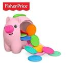 小饅頭** Fisher-Price費雪可愛震動小豬撲滿(35796)**特價759元