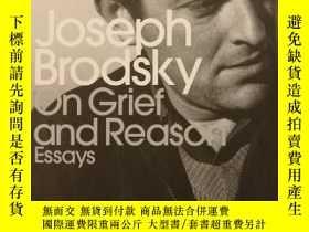 二手書博民逛書店On罕見Grief and Reason: EssaysY117832 Joseph Brodsky Peng