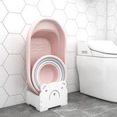 麗歐浴室置物架衛生間臉盆架洗手間洗漱台廁所收納架子落地家用 小明同學