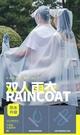 AERNOH雙人雨衣電瓶車電動自行車摩托車成人騎行母子雨披韓國時尚 創時代3C館