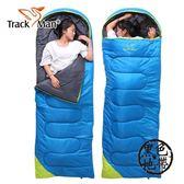 Trackman四季睡袋成人戶外室內冬季加厚保暖露營單可拼接雙人睡袋—聖誕交換禮物