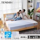 床墊-TENDAYS 5尺雙人床22cm...