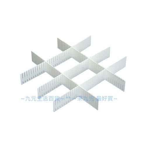 【九元生活百貨】聯府 P5-0015 6公分抽屜隔板(5入) P50015