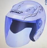 [COSCO代購] W119701 M2R 3/4 花漾防護頭盔 M-290