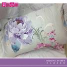 【貝淇小舖】 100%天絲系列【綠色大地】美式枕頭套~涼感清爽滑順~