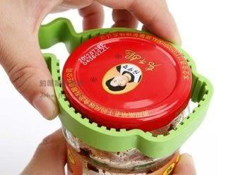便利環狀開瓶器 開罐器大小口徑皆適用 顏色隨機出貨【AG750】《約翰家庭百貨