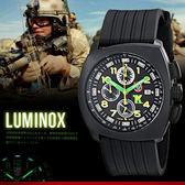 LUMINOX 雷明時 FIELD SPORTS 44mm/BK/美軍指定碳纖錶/軍錶/1101 現+排單!