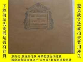 二手書博民逛書店1907年罕見Keller插圖朗費羅詩集《THE HANGING