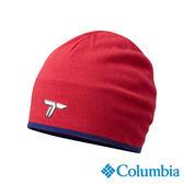 Columbia 鈦OH保暖快排毛帽-桃紅色 【GO WILD】