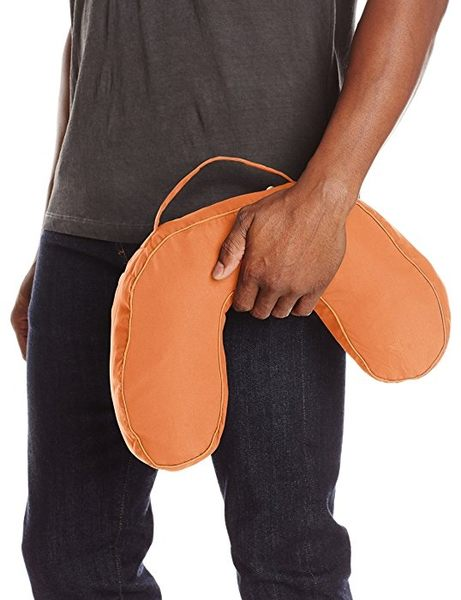 【BJ.GO】Dockers Men's Packable Pillow Down Jacket 可收藏頸枕河豚羽絨外套 現貨XL號