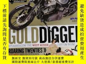 二手書博民逛書店HEAVY罕見DUTY 摩托車雜誌 ISSN 1327-9297Y42402