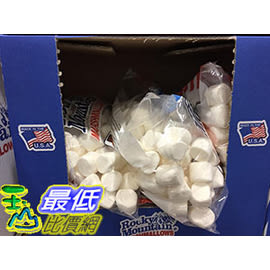 [COSCO代購] ROCKY MOUNTAIN MARSHMALLOWS 棉花糖 1公斤 _C966901