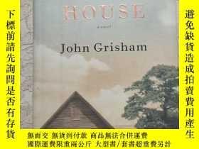 二手書博民逛書店A罕見painted house 【原版】Y205621 John Grisham Doubleday