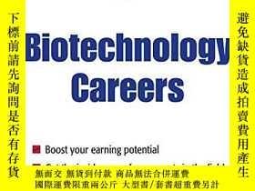 二手書博民逛書店Opportunities罕見In Biotech CareersY364682 Brown, Sheldon