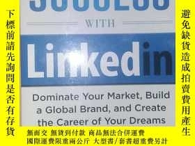 二手書博民逛書店maximum罕見success with linkedY236