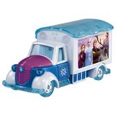 迪士尼小汽車 冰雪奇緣2 電影宣傳車_DS14022