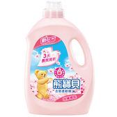 熊寶貝衣物柔軟精-淡雅櫻花香3L【愛買】
