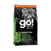go! 低致敏無穀系列 火雞 全犬配方 6磅