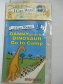 【書寶二手書T1/原文小說_ET2】Danny And The Dinosaur Go To Camp_Hoff, Syd
