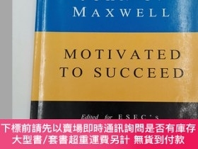 二手書博民逛書店Motivated罕見to SucceedY19139 john c maxwell thomas nelso