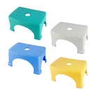 小Q椅 3052 (綠/藍/粉/黃) 浴室椅/兒童椅/腳踏凳/北歐小矮凳/排排凳/板凳/圓凳/矮凳