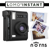 Norns 【Lomo'Instant Automat拍立得相機 單機 黑色】lomography 底片相機 無限重曝 全自動快門 顏色濾片