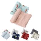美國 Little Unicorn 竹纖維紗布巾2入組/包巾(5款可選)精美禮盒裝