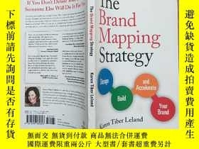 二手書博民逛書店The罕見Brand Mapping Strategy 品牌定位