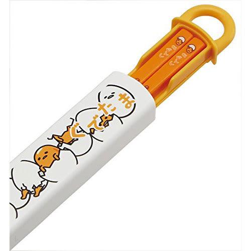 《SKATER》蛋黃哥筷子附盒(慵懶生活)★funbox生活用品★_S30162